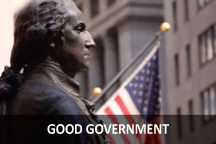 A People-centered and Accountable Government