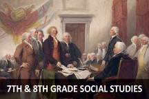 7th and 8th Grade Social Studies