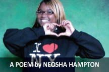 A Poem by Noesha Hampton