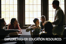 Explore Higher Education Resources