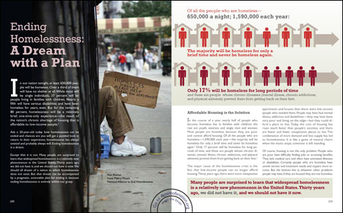 Read the Alliance for Ending Homelessness essay