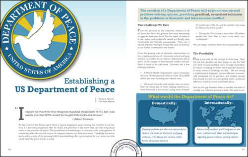 Read the Peace Alliance essay