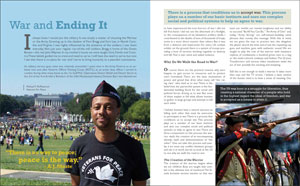 Preview the Veterans for Peace essay